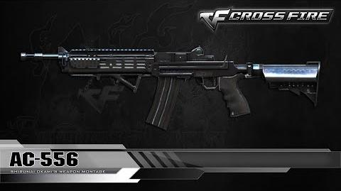 CrossFire Korea AC-556 ☆
