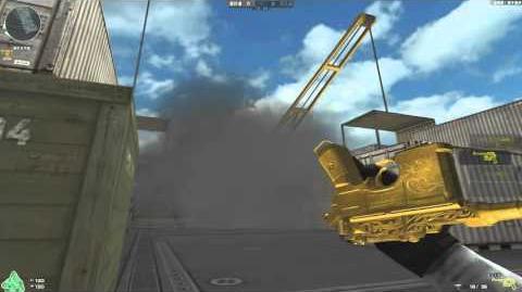 Cross Fire China Smoke Grenade-Ultimate Silver GamePlay!-0