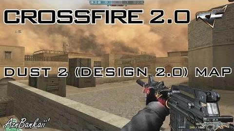 CrossFire 2.0 DUST 2 (New Design 2