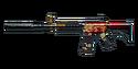 Rifle M4A1-XS LegendDragon