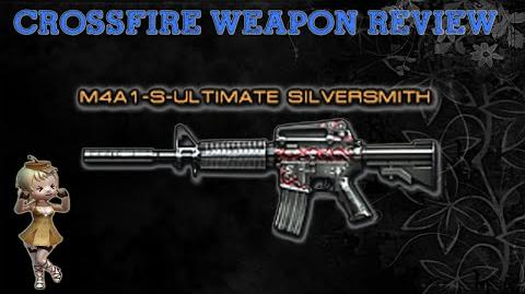 CrossFire Vietnam - M4A1-S-Ultimate SilverSmith -Review-!