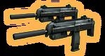 Dual MP7 Render