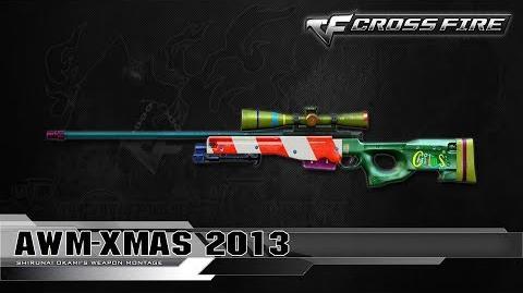 CrossFire Vietnam AWM-Xmas 2013 ☆