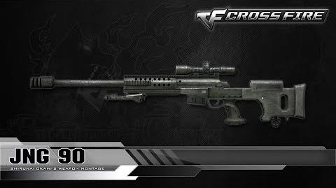 CrossFire China JNG 90 ☆