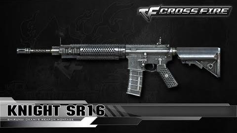 CrossFire Vietnam Knight SR16 ☆