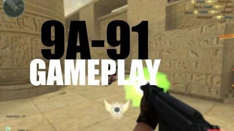 CrossFire 9A-91 Gameplay HD ll 10DarkGamer