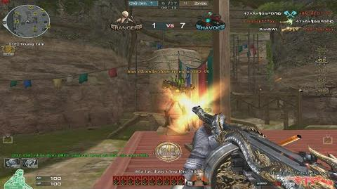 CrossFire VN - Rock Hewn Ruin - HMX Gameplay