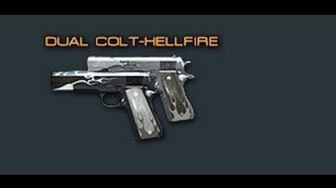 Cross Fire China Dual Colt-Hellfire Review!
