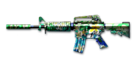 M4A1 S LILY