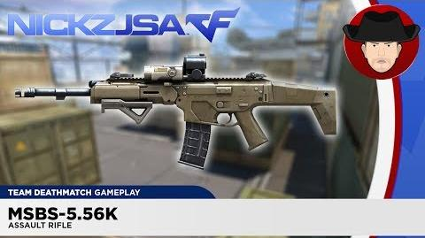 MSBS-5.56K CROSSFIRE Indonesia 2.0
