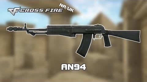 Crossfire NA UK AN94 review by svanced