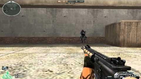 【クロスファイア】2012 11 28実装『AT-15 Afghan』【CrosssFire】