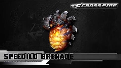 CrossFire China Speedilo-Grenade ☆-0