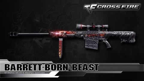 CrossFire China Barrett-Born Beast ☆