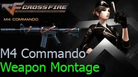 Crossfire Việt Nam M4 Commando (Ghost Mode) ☆-2