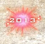 New Year Spray 2013 ingame
