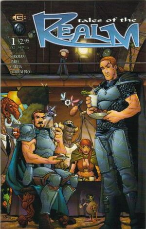 Tales of the Realm Vol 1 1