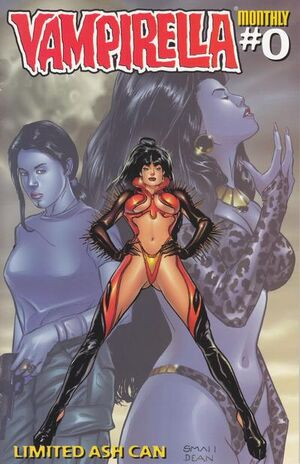 Vampirella Monthly Vol 1 0