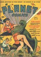 Planet Comics Vol 1 20