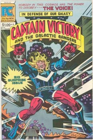 Captain Victory Vol 1 10