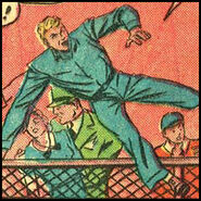 Lucky Larson (Earth-MLJ) of Pep Comics Vol1 15