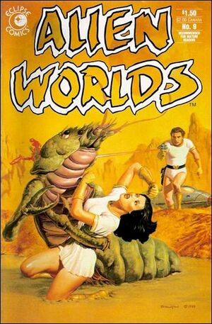 Alien Worlds Vol 1 9