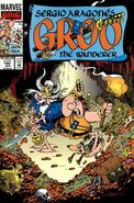 Groo the Wanderer Vol 1 100
