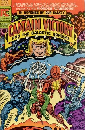 Captain Victory Vol 1 7