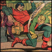 Ernest Misty (Earth-MLJ) of Mighty Comics Vol1 40