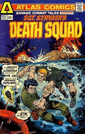 Savage Combat Tales Vol 1 2
