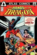 Hands of the Dragon Vol 1 1