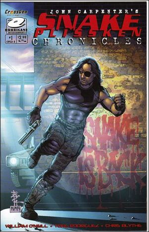 John Carpenter's Snake Plissken Chronicles Vol 1 1