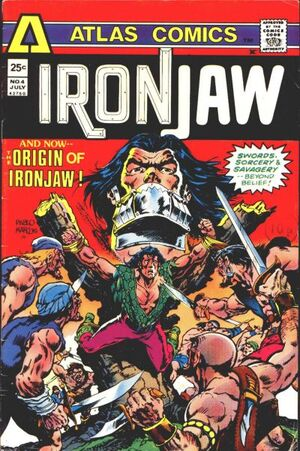 Iron Jaw Vol 1 4