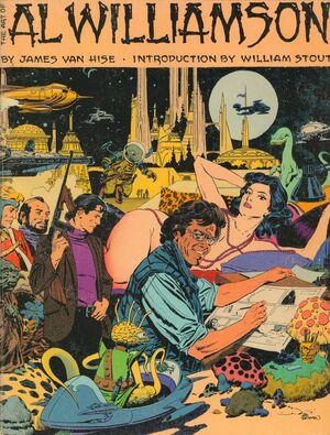 Art of Al Williamson Vol 1 1