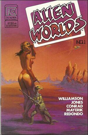 Alien Worlds Vol 1 1