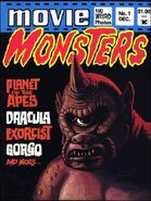 Movie Monsters Vol 1 1