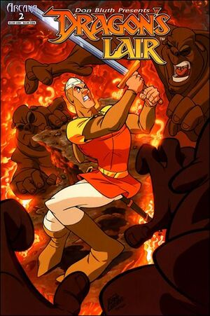 Dragon's Lair Vol 2 2