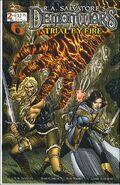 R.A Salvatore's Demonwars Trial by Fire Vol 1 2