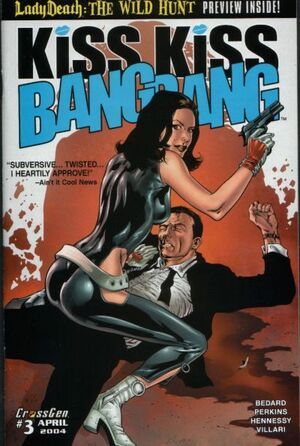 Kiss Kiss Bang Bang Vol 1 3