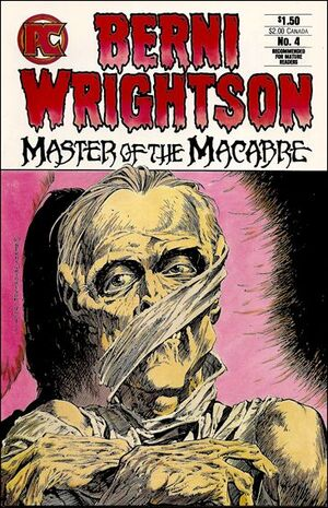 Berni Wrightson Master of the Macabre Vol 1 4