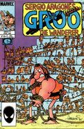 Groo the Wanderer Vol 1 14
