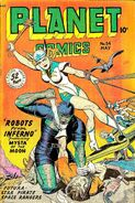 Planet Comics Vol 1 54