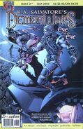 R.A. Salvatore's DemonWars Eye for an Eye Vol 1 2