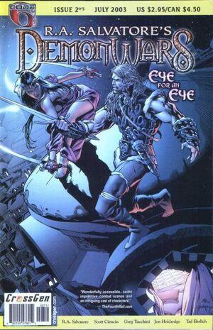 R.A. Salvatore's DemonWars Eye for an Eye Vol 1 2