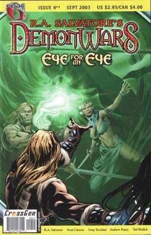 R.A. Salvatore's DemonWars Eye for an Eye Vol 1 4