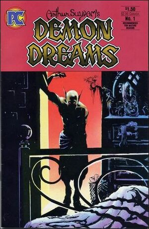 Demon Dreams Vol 1 1