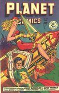 Planet Comics Vol 1 58