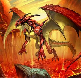 Scarlet dragon by el grimlock-d4hs63e