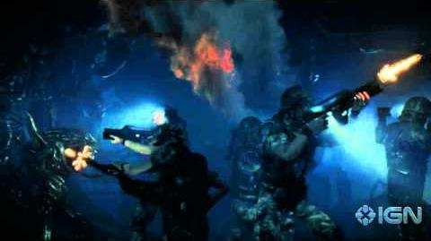 Aliens Colonial Marines - Contact Trailer
