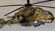 R169 457x256 15012 Futuristic Russian Helicopter UDK 3d realism futuristic helicopter military picture image digital art